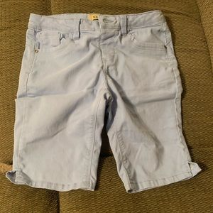 squeeze girls shorts